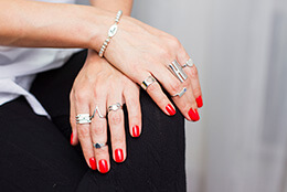 Rings & Meaning - what does each finger symbolize?