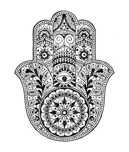 The Hamsa Hand (Hand of Fatima) Jewellery: Understanding it's roots and why it's still so popular today