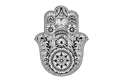 Image result for eye hand logo in jewellery