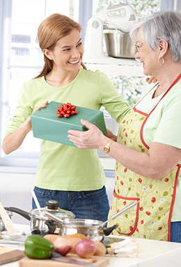 Tricky Pickings: Buying the best gift for the Mother In Law