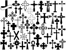 Different types of crosses and their meanings
