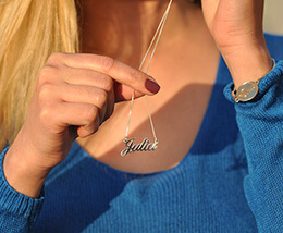 The Popularity Of The Name Necklaces
