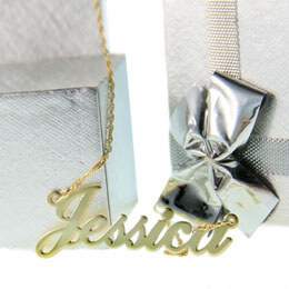Win an Exquisite Name Necklace