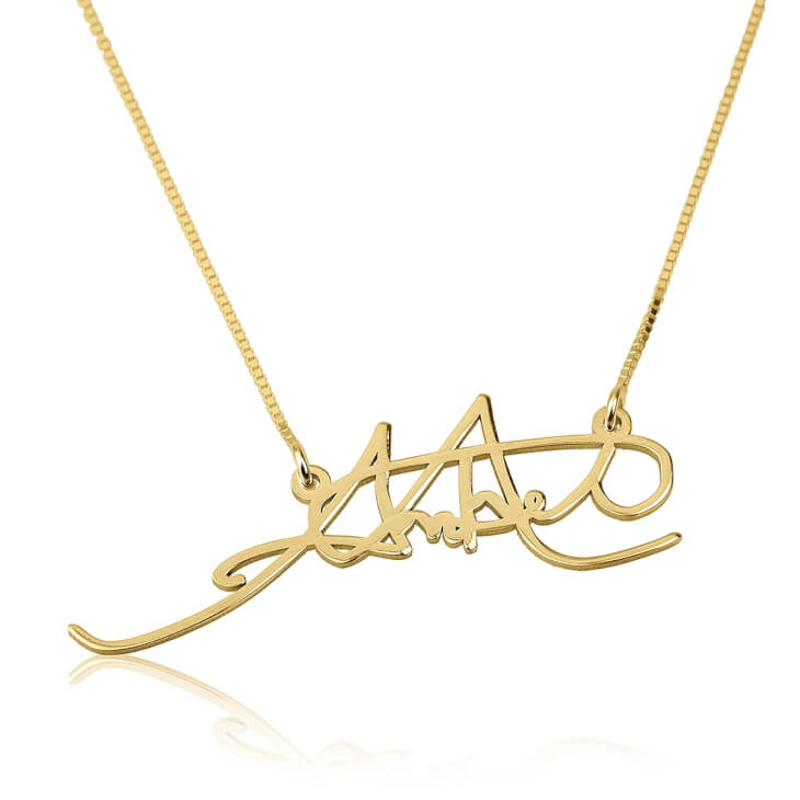 Signature Necklace Giveaway