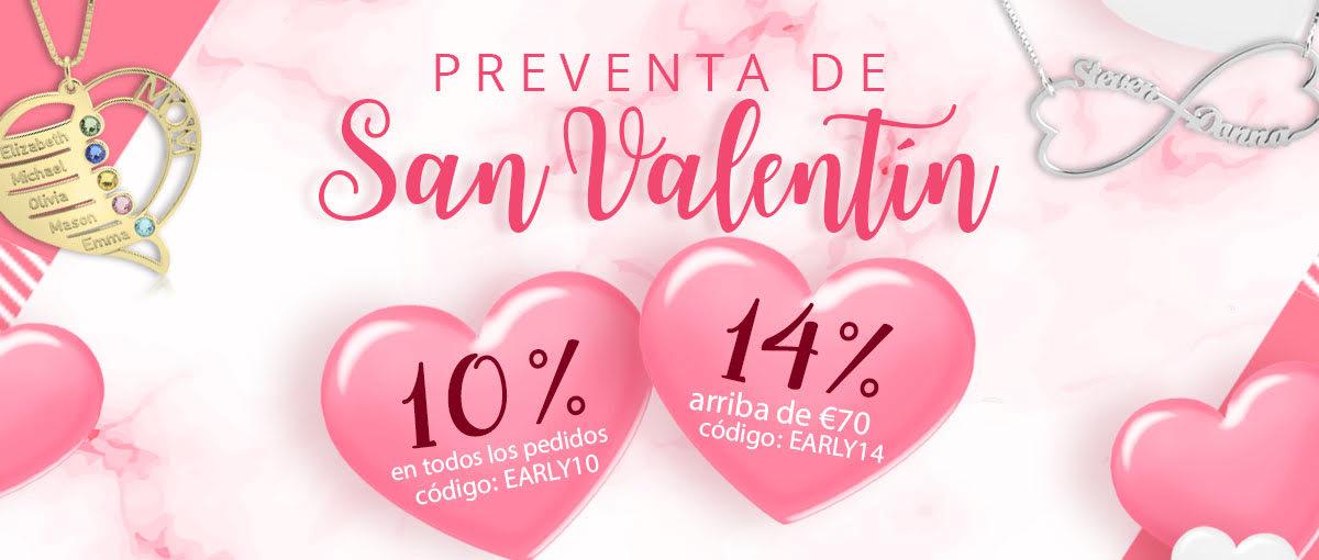 Colección de San Valentín - Banner