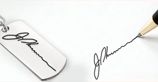 Signature Jewellery - Banner