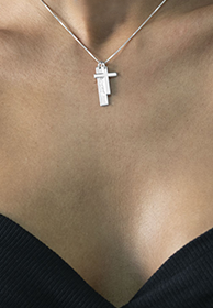 Cross Necklaces - Banner