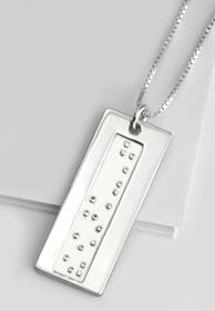 Braille Jewellery - Banner