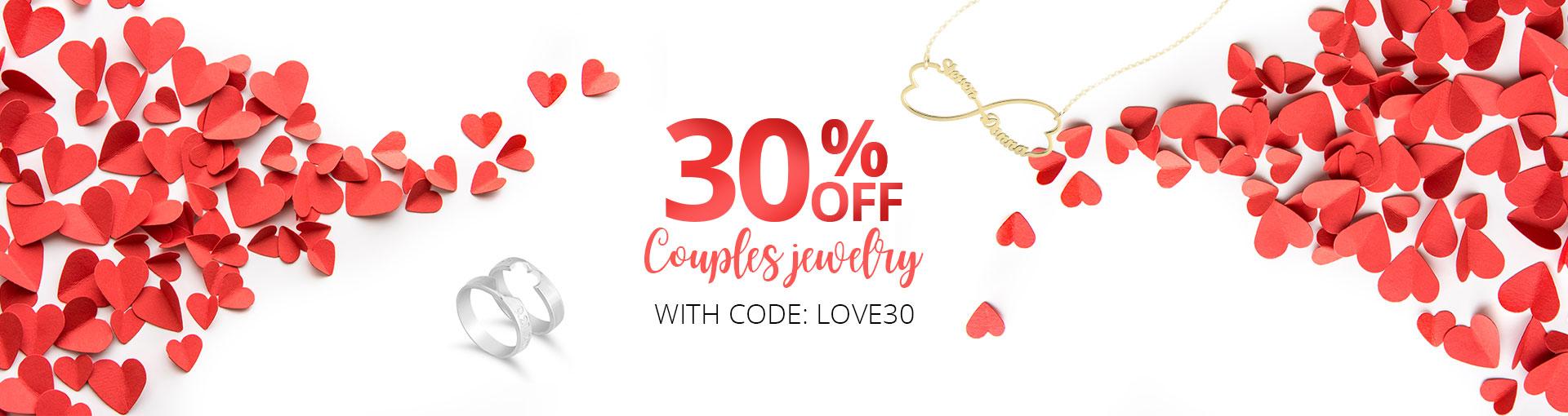 Couples Jewellery - Banner