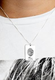 Bijoux Empreintes Digitales - Banner