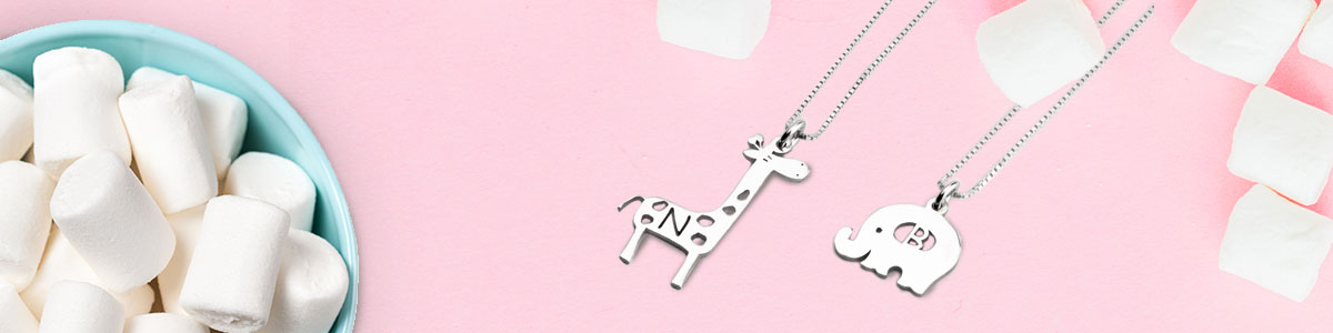 Personalized Kids Jewellery - Banner