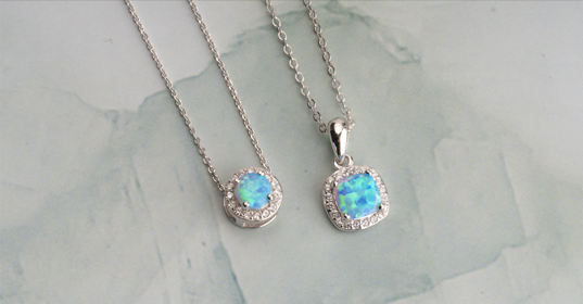 Opal Jewelry - Banner