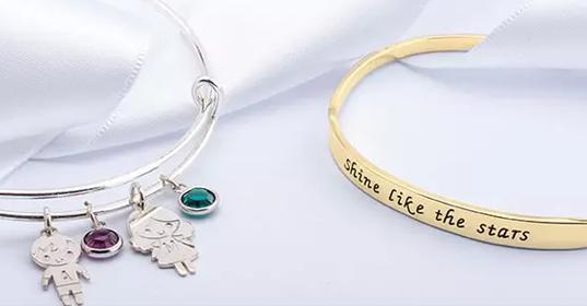 Bracelets personnalisés - Banner