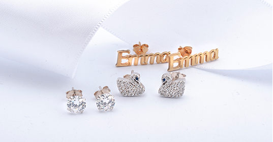 Earrings - Banner