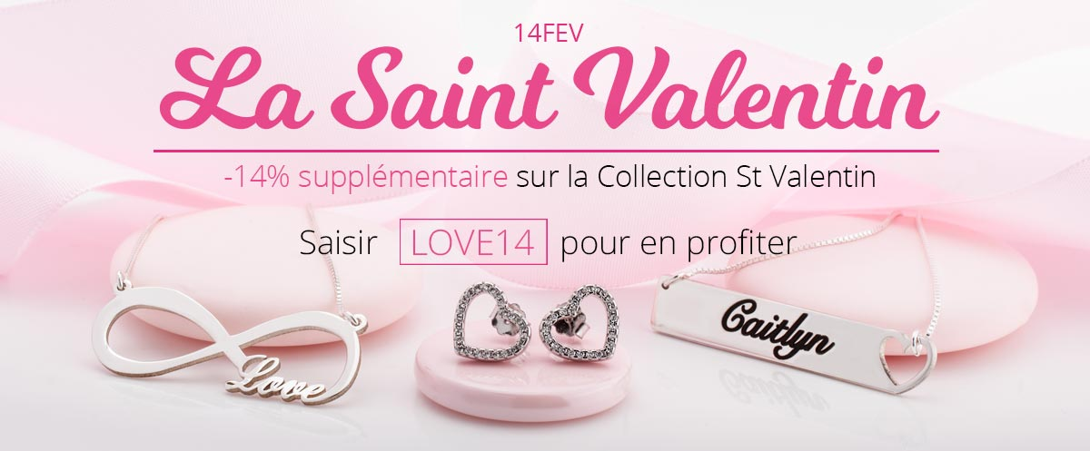 Collection Saint Valentin - Banner