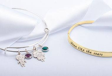 Bracelets personnalisés
