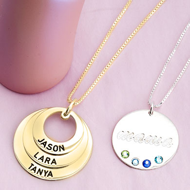 Mother Necklaces