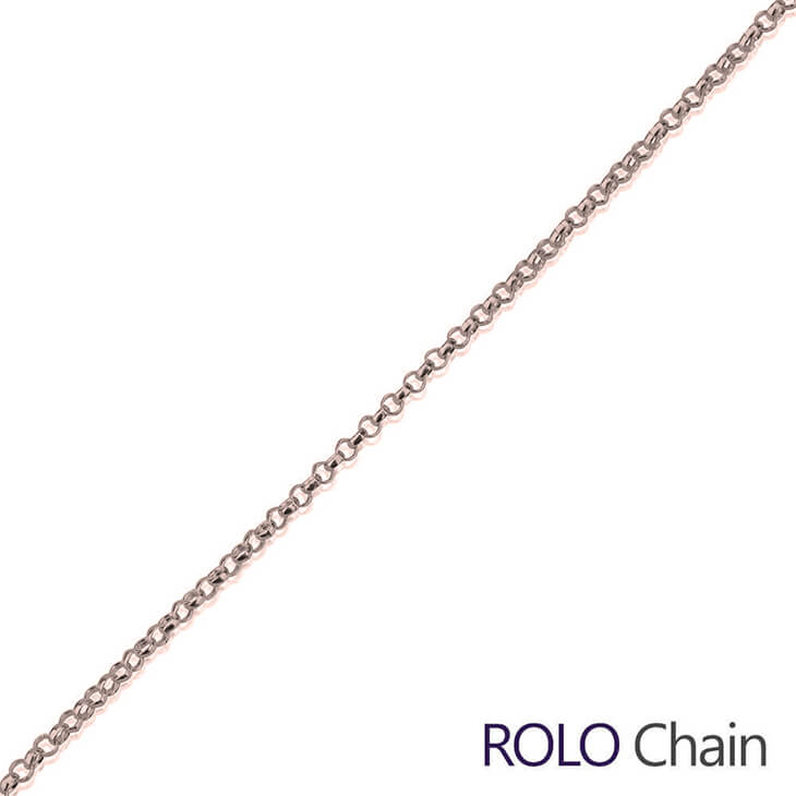 Rose Gold Box Chain