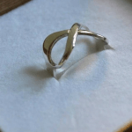 Classic Infinity Ring -                          	How it looks in reality - Thumbnail - 3