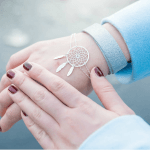 Dreamcatcher Bracelet -                          	How it looks in reality - Thumbnail - 2