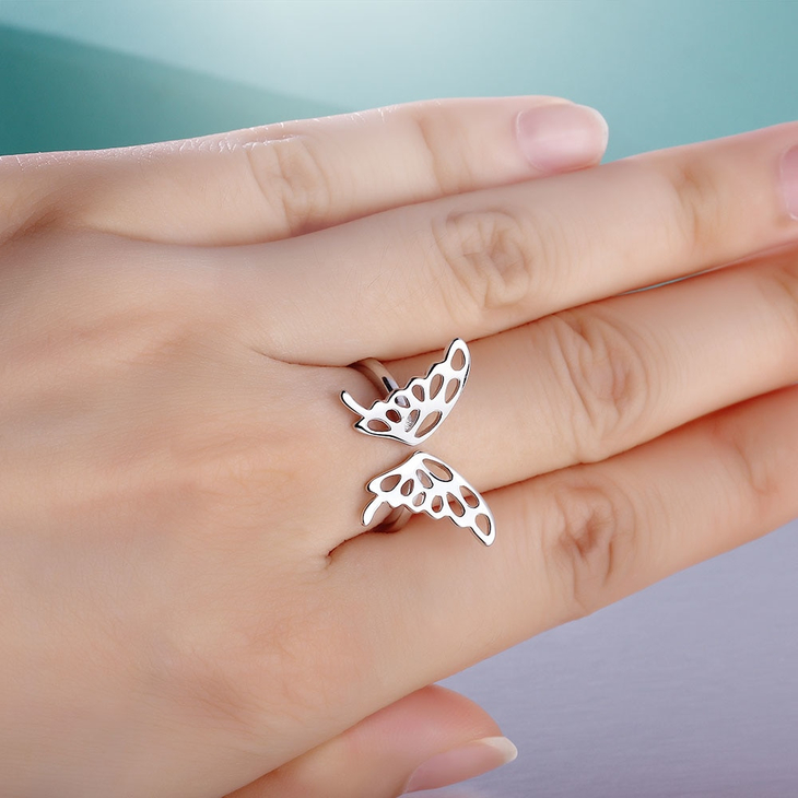 Butterfly Ring - Picture 2