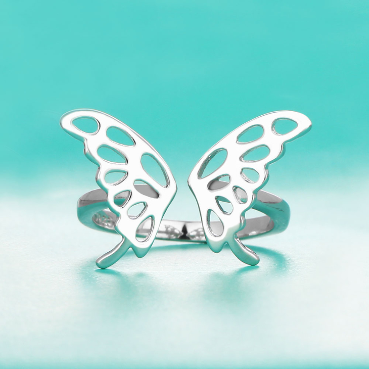 Butterfly Ring - Picture 3