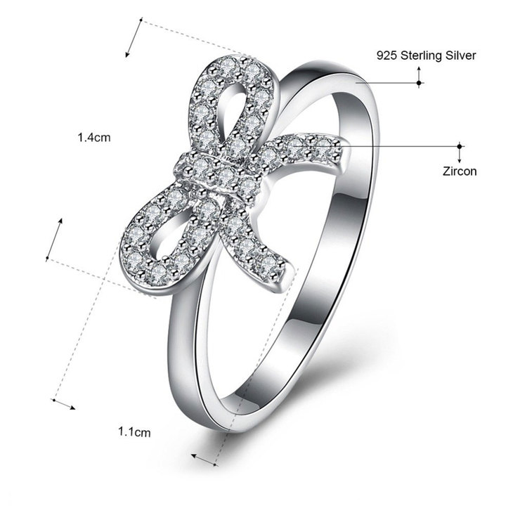Bow Ring  - Picture 3