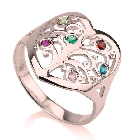 Family Tree Ring