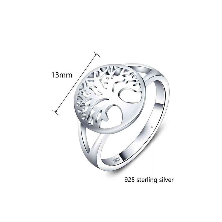 Tree of Life Ring - Information
