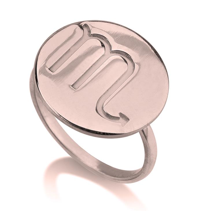 Zodiac Sign Ring