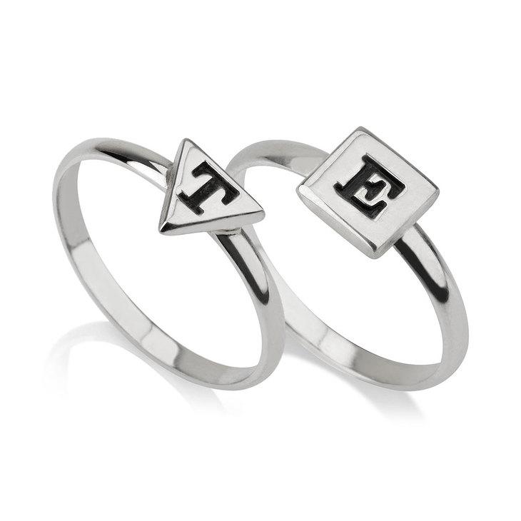 Midi Ring Set