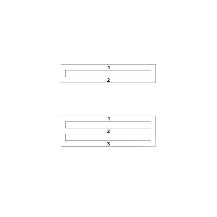 Bague Anneaux Multiples - Information