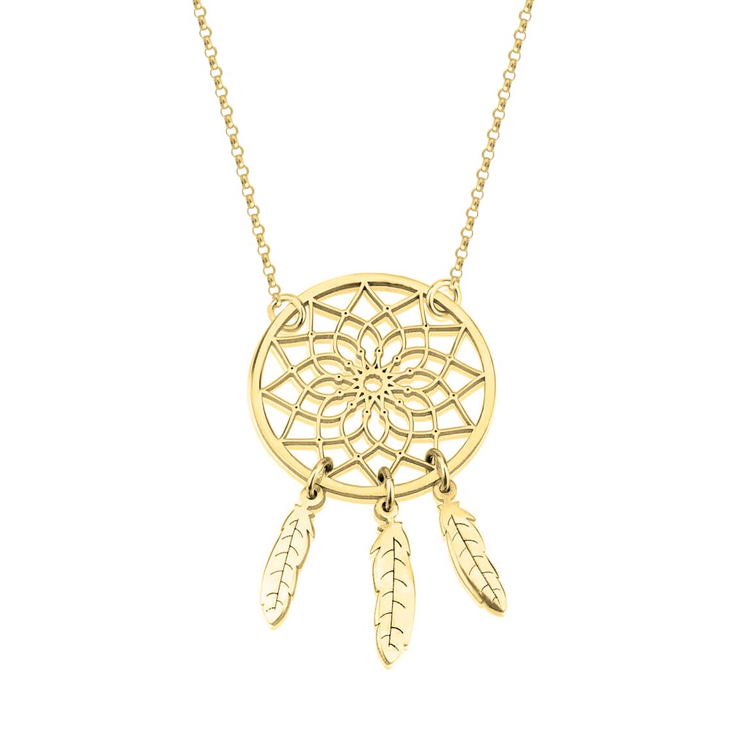 Dreamcatcher Necklace