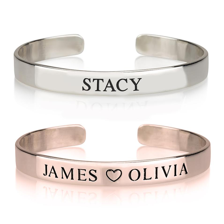 Personalised Name Bangle