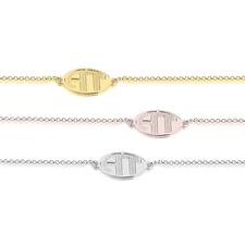 Bracelet Monogramme Lettres Capitales