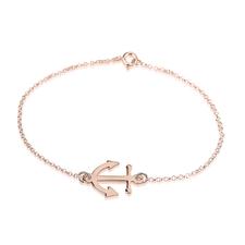 Anchor Bracelet