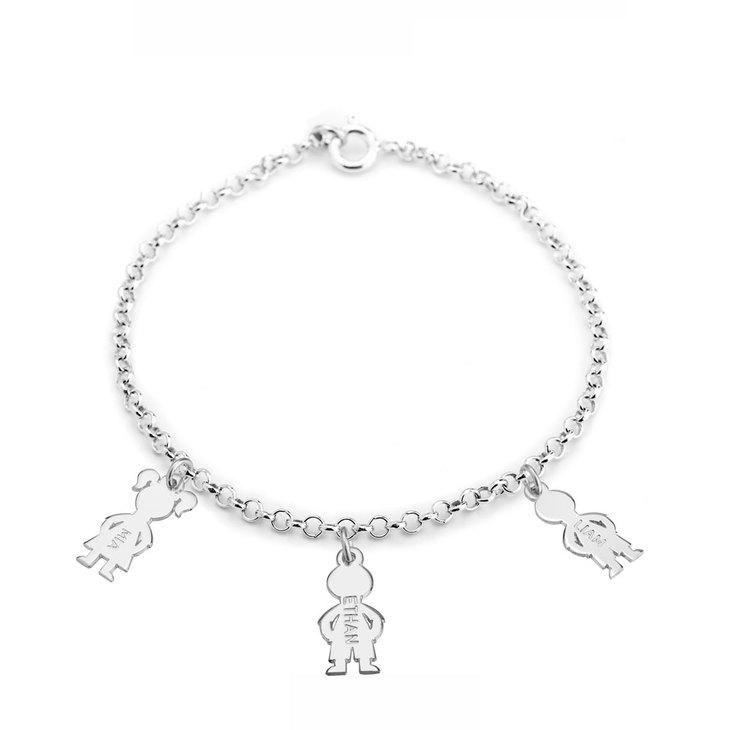 Bracelet Personnalisé pour Mamans - Picture 2