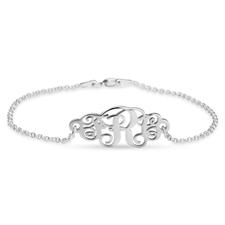 Bracelet Monogramme Classique