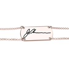Signature Bar Bracelet
