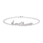 Personalized Signature Bracelet - Thumb