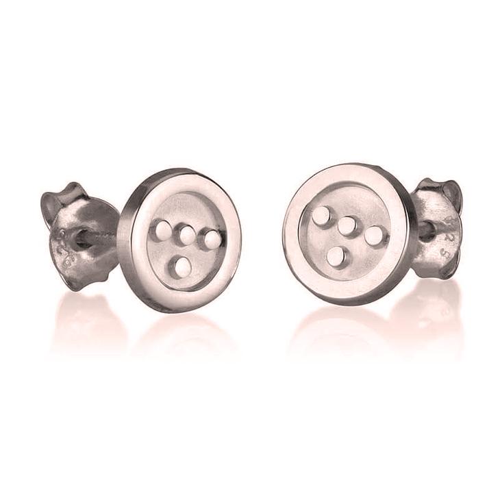 Braille Earrings