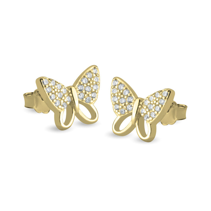 d20b0a6de Butterfly Earrings
