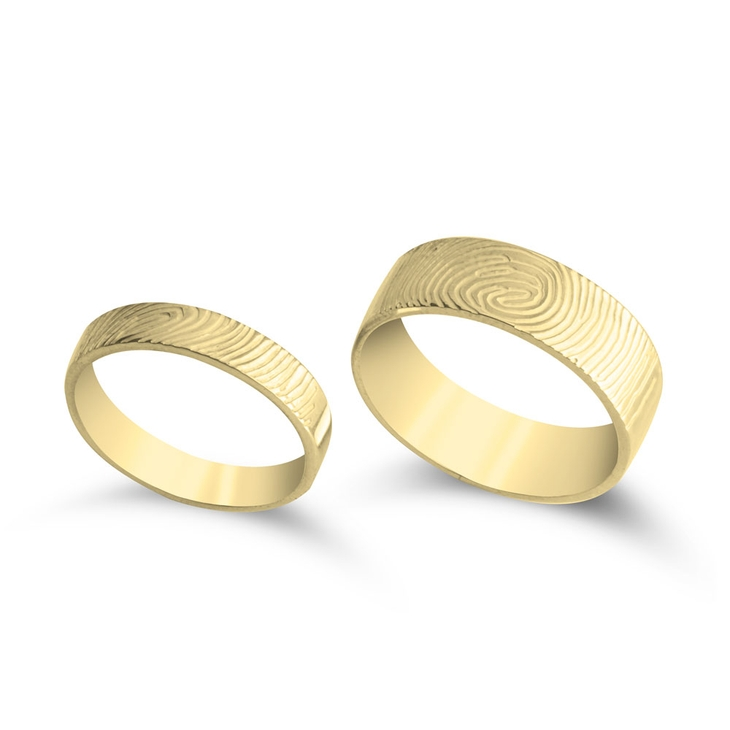 Fingerprint Ring