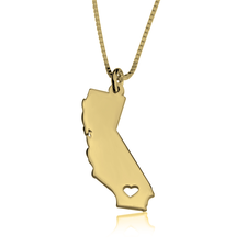 State Jewellery - Texas, California and 48 more