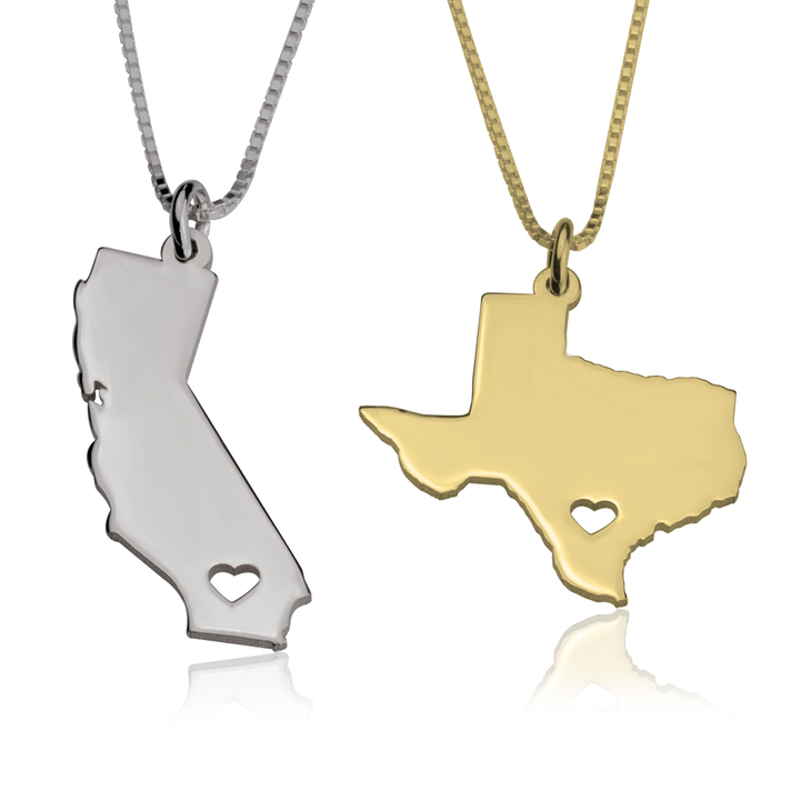 State Jewelry - Texas, California and 48 more