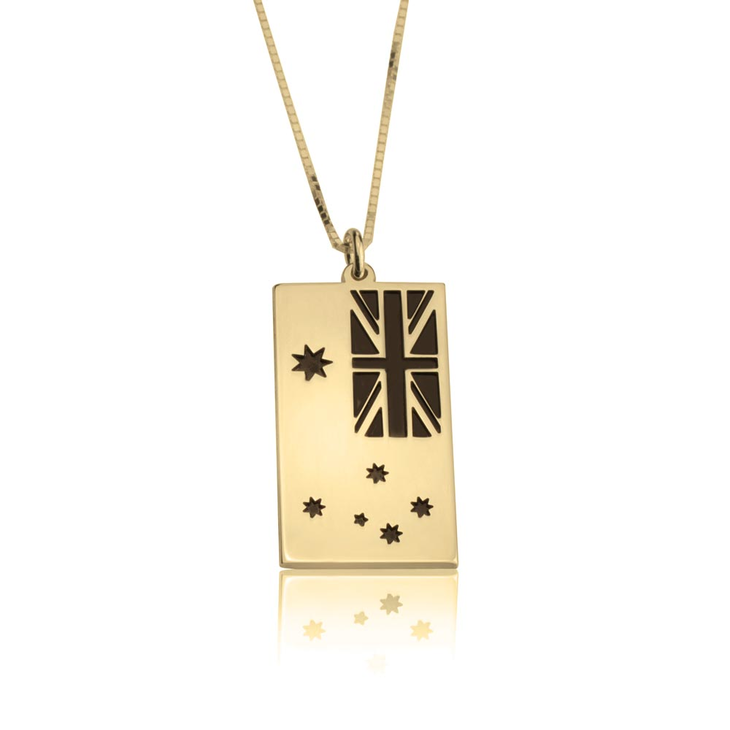Flag Necklace - Picture 3