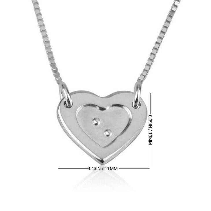 Collar de Amor Braille - Information