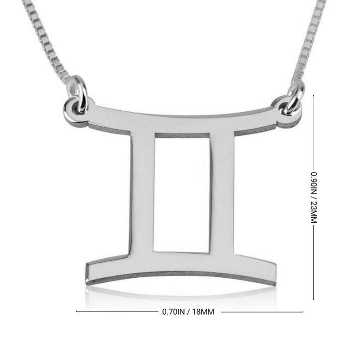 Gemini Necklace - Information