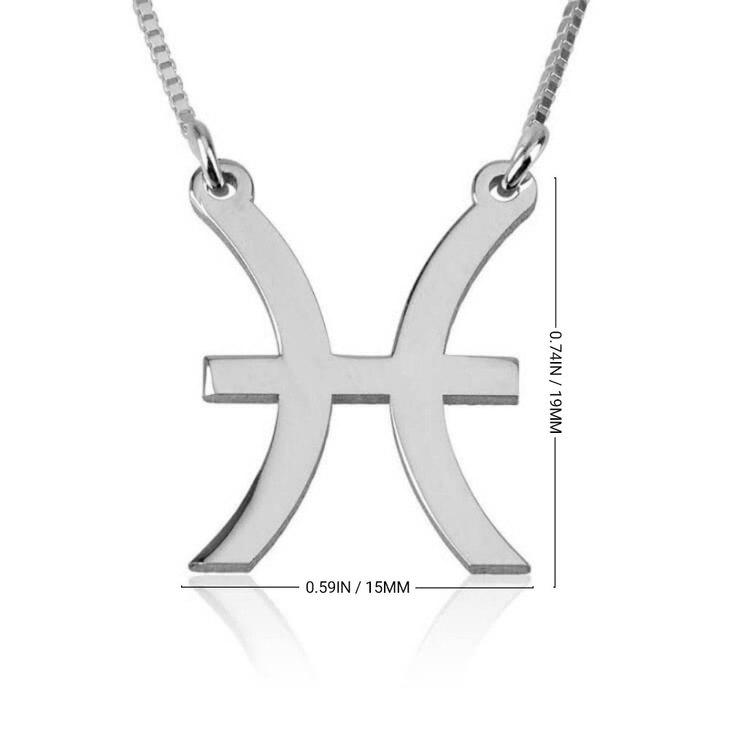 Pisces Necklace - Information