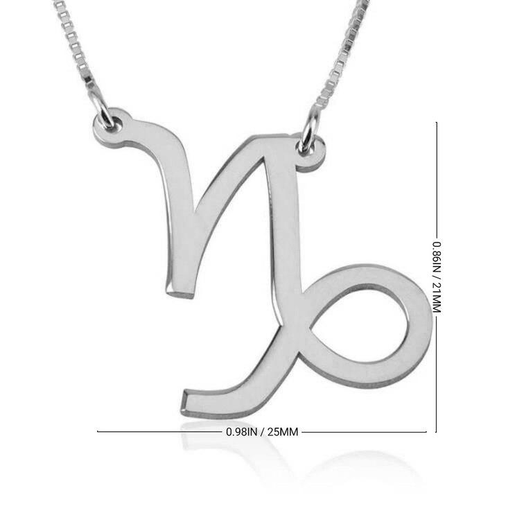 Collier Capricorne - Model